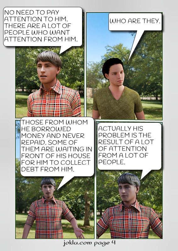 Avoid him comics page 4