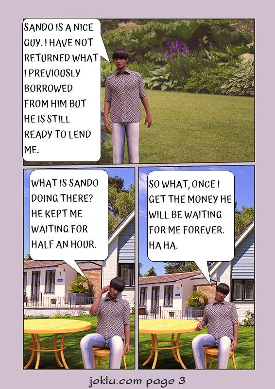 Getting help funny comics page 3