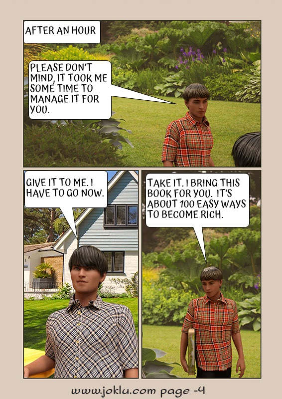 Getting help funny comics page 4
