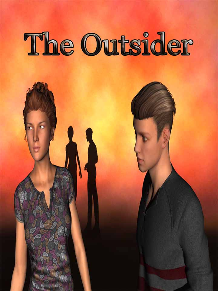 The Outsider comics in English